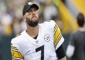 Should Steelers start other QB over Big Ben in Week 5? 'GMFB' weighs in