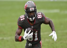 Pelissero: Antonio Brown re-signs with Bucs on one-year deal