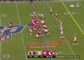 Damien Williams jukes Kwon Alexander again for impressive catch and run