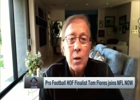 Tom Flores discusses his candidacy for 2021 Pro Football Hall of Fame class