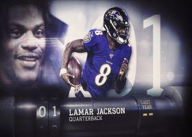 'Top 100 Players of 2020': Lamar Jackson | No. 1
