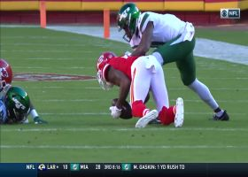 Sorenson's heads-up tackle leads to Chris Herndon fumble, Chiefs recover