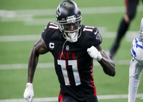 Is Julio Jones still WR1 in Atlanta?