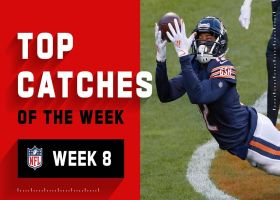 Top catches of the week | Week 8