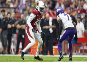 Mic'd Up: Listen to DeAndre Hopkins in Cardinals' win vs. Vikings | Week 2