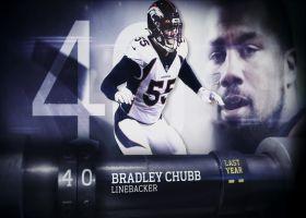 'Top 100 Players of 2021': Bradley Chubb | No. 40