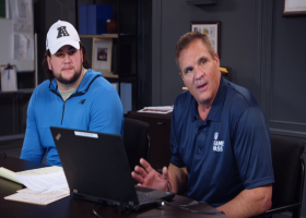 Game Pass Film Session: Quenton Nelson breaks down one of Baldy's favorite plays