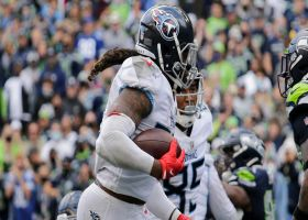 Hat-trick TD! Derrick Henry's third score comes at clutch time for Titans