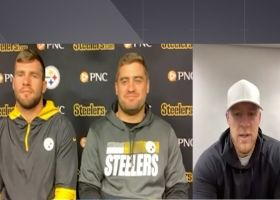J.J. Watt crashes brothers Derek and T.J.'s press conference ahead of Week 3 matchup