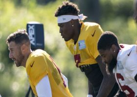 Jeremiah: Haskins-Alex Smith relationship could be big for development