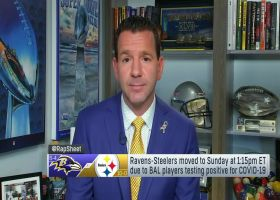 Rapoport: Ravens had 1 new player, a couple staff members test positive for COVID-19