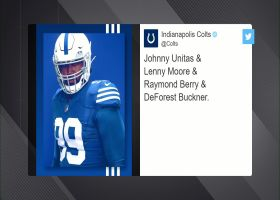 First look at retro uniforms Colts will debut in Week 12