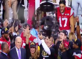 'Move the Sticks': Urban Meyer on what a championship culture entails