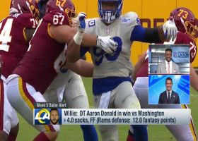 'NFL Total Access' crew gives out Week 5 game balls