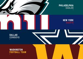 Which NFC East team is in the best position after 2021 draft?