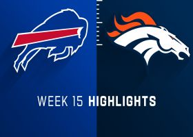 Bills vs. Broncos highlights | Week 15
