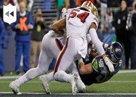 NFL Throwback: 49ers' top 10 plays vs. Seahawks