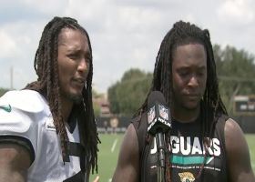 Rayshawn Jenkins, Shaquill Griffin discuss Jaguars' defense chemistry at camp