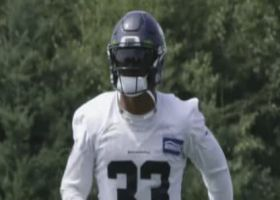 First look: Jamal Adams hits the practice field for Seahawks