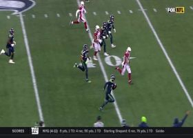 Rasheem Green delivers INCREDIBLE FG block in critical spot for 'Hawks