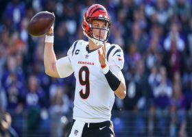 Joe Burrow's best throws vs. the Ravens | Week 7