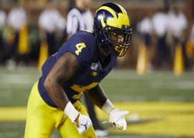 Baldinger: One 2021 draft WR who'll be better in NFL than he was in college