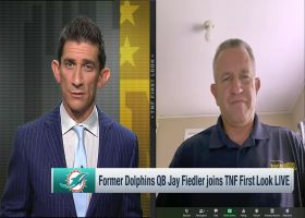 Jay Fiedler weighs in on when Miami should start Tua Tagovailoa