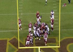 De'Lance Turner bullies through Redskins defense for TD to seal win