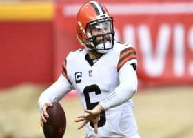 Rapoport: Where Browns stand on extensions for Mayfield, Chubb, Ward