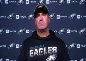 Doug Pederson gives cryptic answer regarding Wentz's starting status