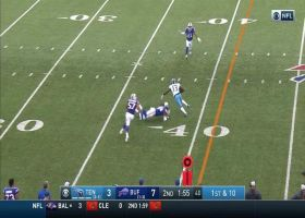 Taylor jukes out multiple Buffalo Bills defenders after 19-yard catch