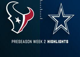 Texans vs. Cowboys highlights | Preseason Week 2