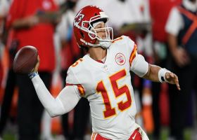 Patrick Mahomes becomes fastest player to reach 10,000 career passing yards