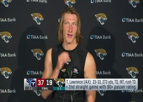 Urban Meyer, Trevor Lawrence react to Jaguars' 0-5 start to 2021