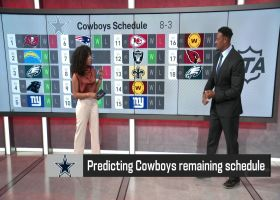 Willie McGinest predicts the Cowboys record from Week 7 on