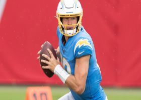 Chargers name Justin Herbert starting QB