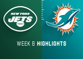Jets vs. Dolphins highlights | Week 6