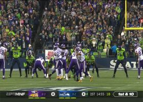 Best plays from Seahawks RBs vs. Vikings | Week 13
