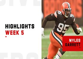 Every game-changing play by the Browns' defense | Week 5