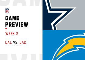 Cowboys vs. Chargers preview   Week 2