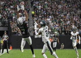 Can't-Miss Play: Zay Jones high-points Carr's 43-yard launch codes