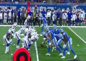 Dedrick Mills puts DB in spin cycle on explosive fourth-down run