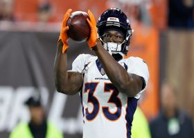 Cynthia Frelund's Top 5 fantasy player matchups for Week 8   NFL Power Rankings