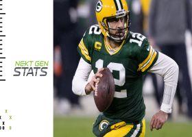 Next Gen Stats: Can Rodgers avenge loss to Brady, Bucs?