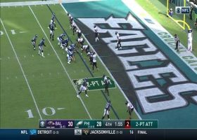 Matthew Judon wrecks Eagles' game-tying two-point conversion try