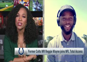 Reggie Wayne explains role in T.Y. Hilton's decision to return to Indy