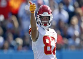 Can't-Miss Play: Travis Kelce's whacky lateral comes by surprise