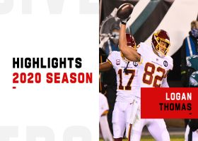Logan Thomas highlights | 2020 season