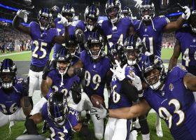 Kyle Brandt recaps Ravens' wild 'SNF' win over Chiefs