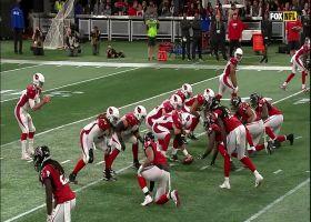 See Atlanta Falcons linebacker Deion Jones get a pick-six off Arizona Cardinals QB Josh Rosen in 360 degrees | True View